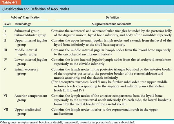 head and neck cancer guidelines